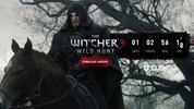 The Witcher 3 teaser countdown