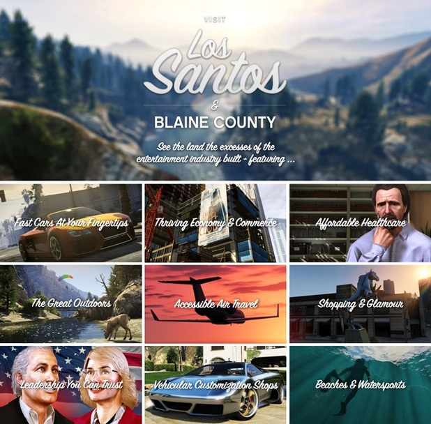 Grand Theft Auto V Screenshot - 1151335