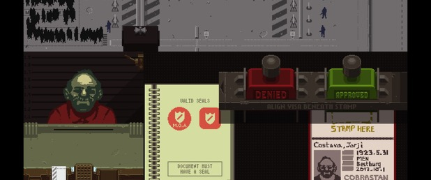 Papers, Please - Feature