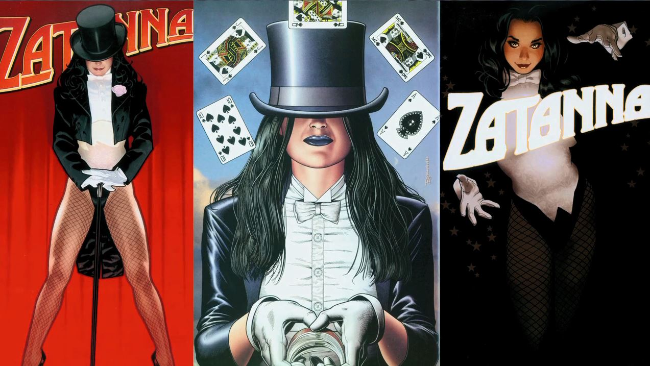 Zatanna Everywhere