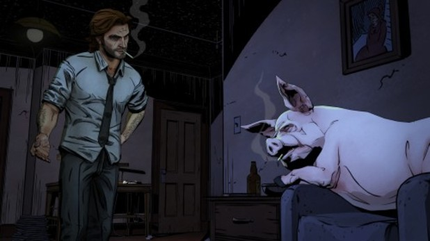 The Wolf Among Us Screenshot - 1151375