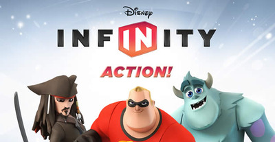 Disney Infinity Screenshot - Disney Infinity: Action! app