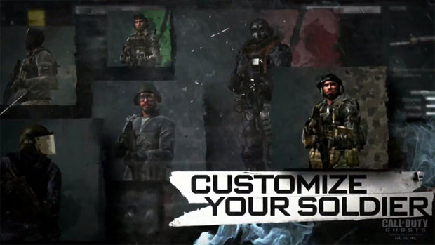 cod ww2 how to change character outfit