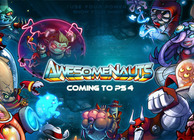 Awesomenauts announced for PlayStation 4