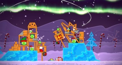 Angry Birds Trilogy Screenshot - Angry Birds Trilogy