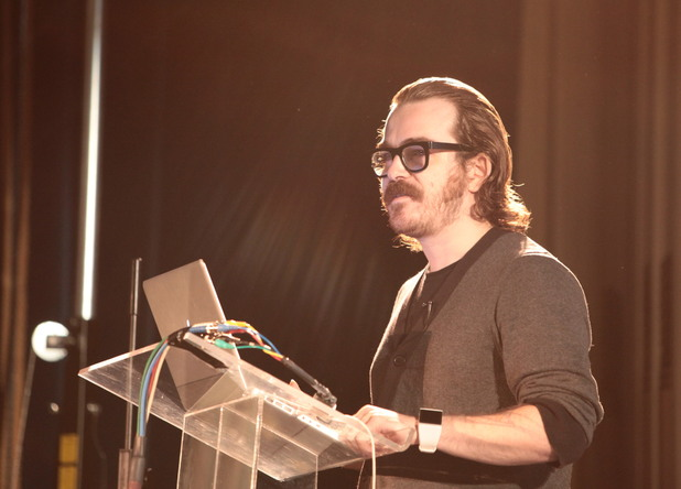 Phil Fish in the spotlight