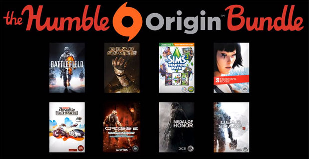 Gaming Culture Screenshot - The Humble Origin Bundle