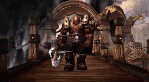 World of Warcraft Screenshot - Garrosh Hellscream Siege of Orgrimmar