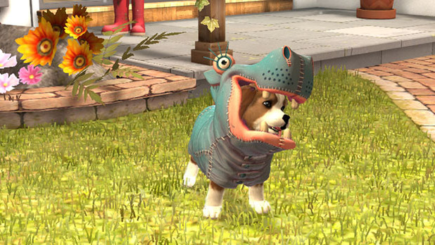 PS Vita Screenshot - PlayStation Vita Pets