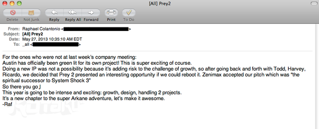 email Prey 2