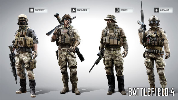 Battlefield 4 Screenshot - Battlefield 4 U.S. Squad