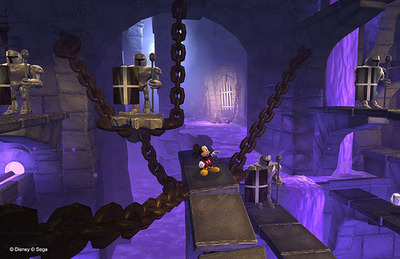 Castle of Illusion Starring Mickey Mouse Screenshot - 1151543