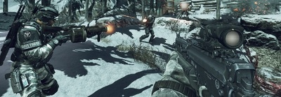 Call of Duty: Ghosts Screenshot - Call of Duty Ghosts multiplayer