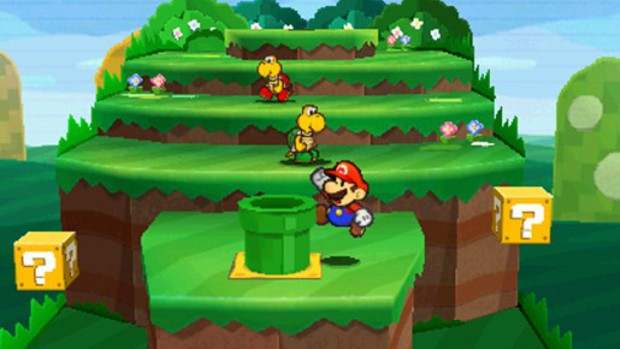 Paper Mario: Sticker Star - 3DS - 4
