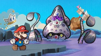 Paper Mario: Sticker Star Screenshot - 1151566