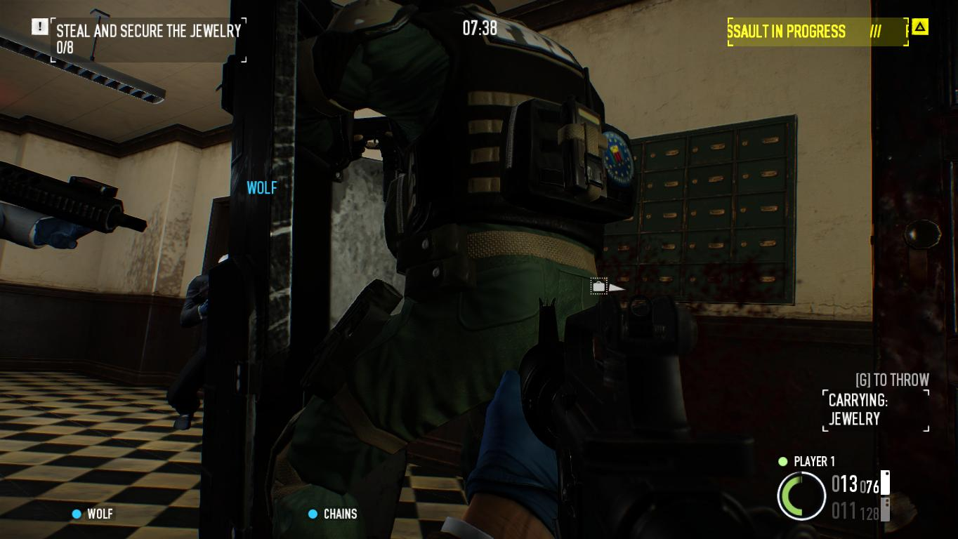 how to get lowest detection risk payday 2