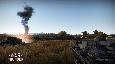 War Thunder Screenshot - War Thunder
