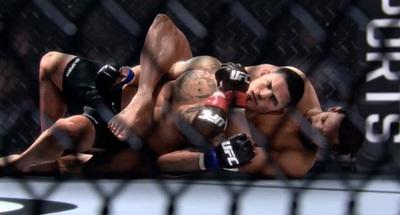 EA SPORTS UFC Screenshot - UFC Ground Submission