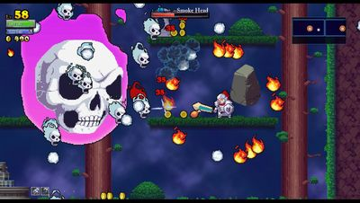 PlayStation 4 (console) Screenshot - rogue legacy