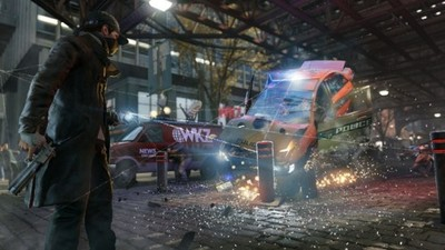 Watch Dogs Screenshot - Watch Dogs