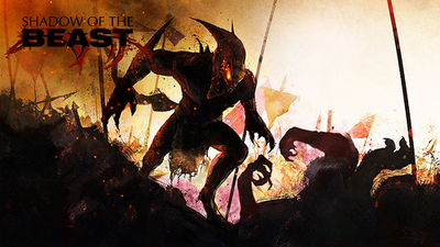Shadow of the Beast Screenshot - Shadow of the Beast