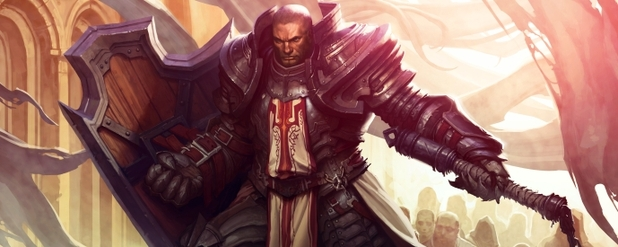 Diablo III Screenshot - Diablo 3 the crusader