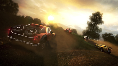 The Crew Screenshot - Offroad racing