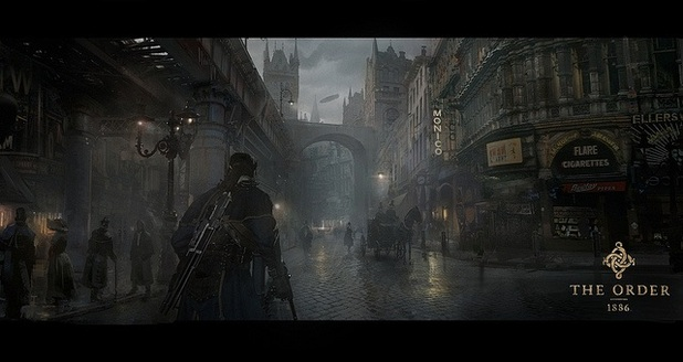 The Order: 1886 Screenshot - A new London for The Order: 1886