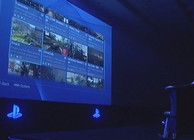 Sony PS4 user interface Gamescom