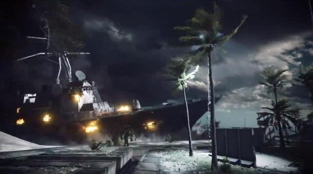 Battlefield 4 Screenshot - Levolution