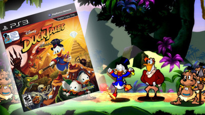 DuckTales Remastered Screenshot - DuckTales: Remastered