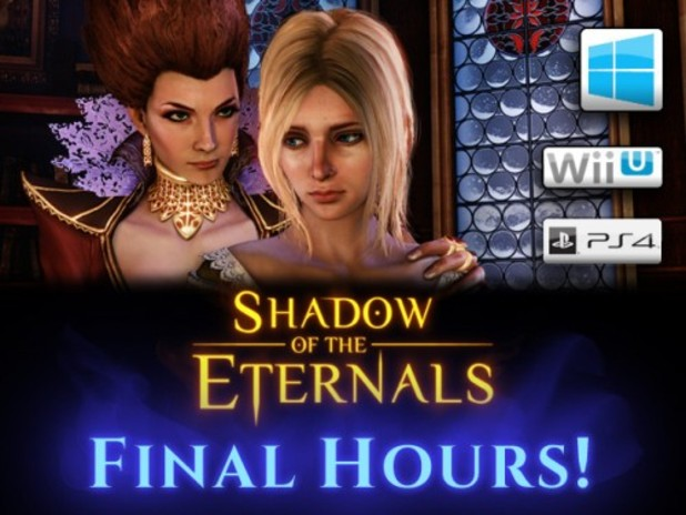 Shadow of the Eternals Screenshot - Shadow of the Eternals final hours
