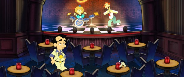 Leisure Suit Larry in the Land of the Lounge Lizards: Reloaded - Feature