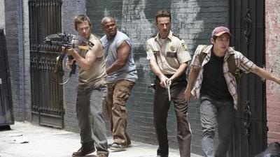 The Walking Dead (TV Show) Screenshot - Zombies