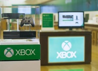 Xbox One in Microsoft stores