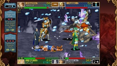 Dungeons & Dragons: Chronicles of Mystara Screenshot - Chronicles of Mystara