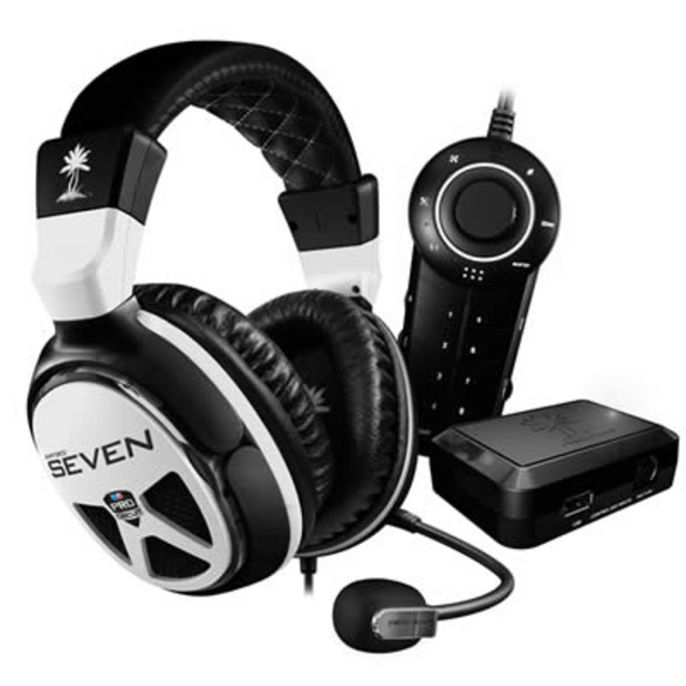 Gear & Gadgets Screenshot - Turtle Beach XP SEVEN