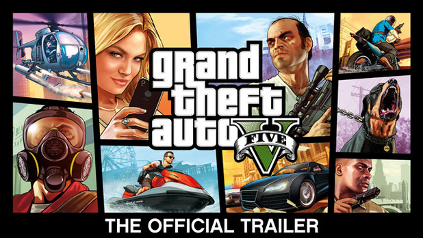GTA 5 official teaser
