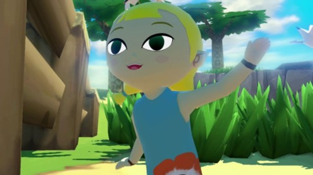The Legend of Zelda: The Wind Waker Screenshot - The Wind Waker HD