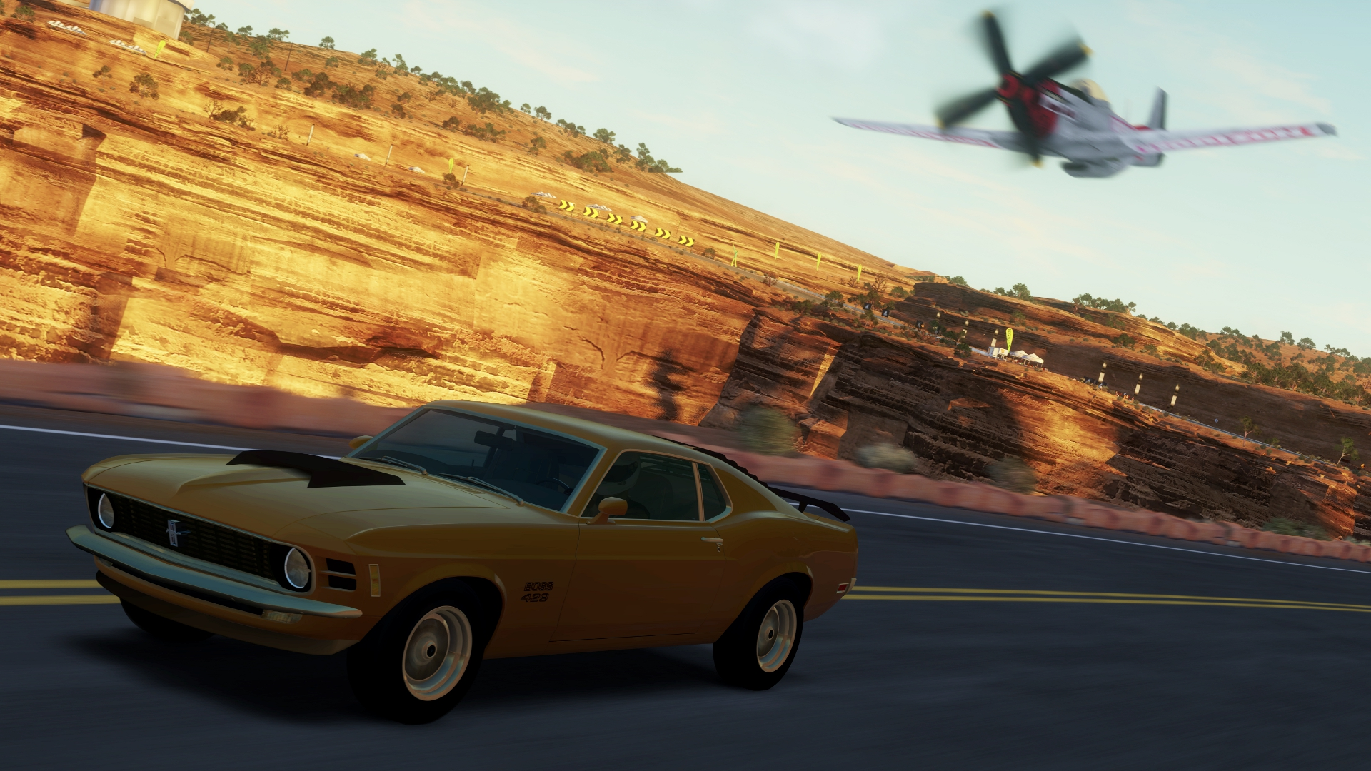 Forza Horizon action shot