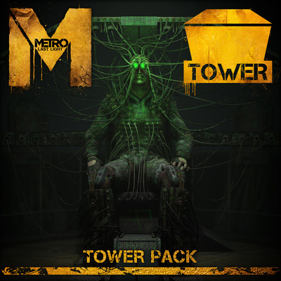 Metro: Last Light Tower Pack