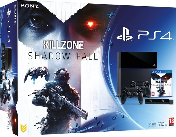 PlayStation 4 Screenshot - Killzone Shadow Fall PS4 Bundle