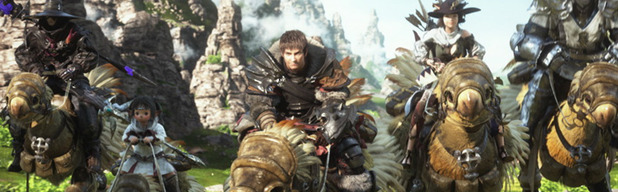Final Fantasy XIV: A Realm Reborn Screenshot - Final Fantasy XIV A Realm Reborn