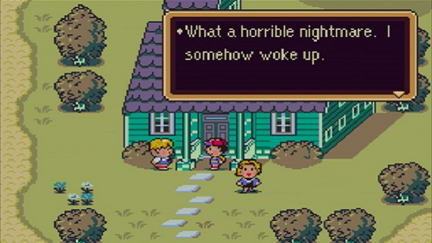 EarthBound - Wii U - 1