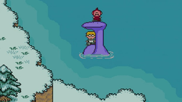 EarthBound - Wii U - 3