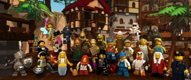 LEGO Minifigures MMO (working title) - Feature