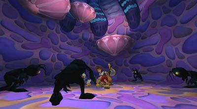 Kingdom Hearts HD 1.5 ReMIX Screenshot - Kingdom Hearts HD 1.5 ReMIX