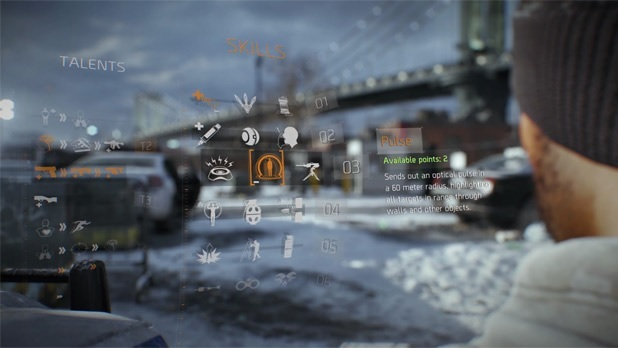 The Division Screenshot - The Division RPG system