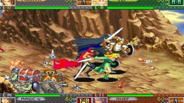 Dungeons & Dragons: Chronicles of Mystara Screenshot - D&D: Chronicles of Mystara