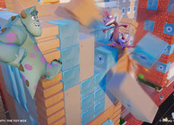disney infinity toy box randall vs sulley